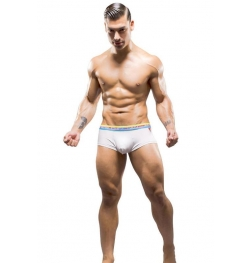 Almost Naked Tagless Boxer White - S