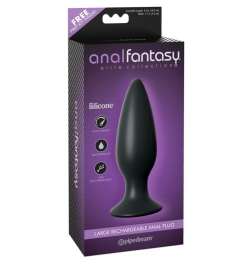 Anal Fantasy Elite Collection Rechargeable Anal Plug