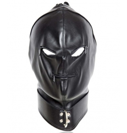 Basic Zipper Hood With O-Ring Collar