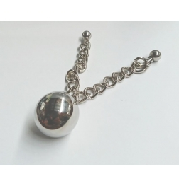 Ben's Erotic Ball with Two Chains