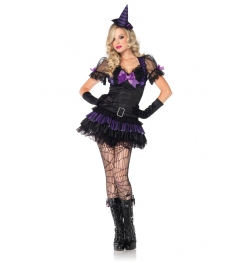 Black Magic Babe Costume