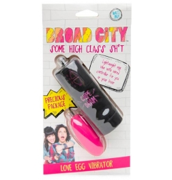 Broad City Love Egg Vibrator