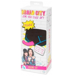 Broad City Pegging Kit S/M