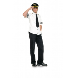 Captain Fetish Air Costume
