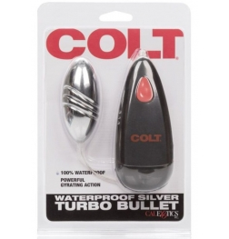 Colt Waterproof Turbo Bullet Silver