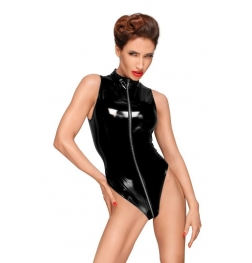 Decadence Powerwetlook PVC Body with Deep Cut Shoulder Line