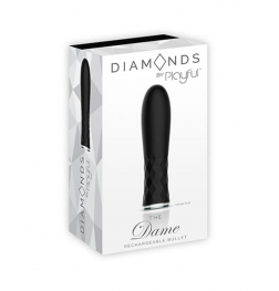 Diamonds by Playful The Dame Rechargeable Bullet