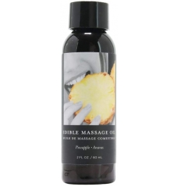 Earthly Body Edible Massage Oil 59ml