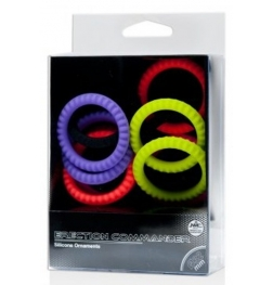 Erection Commander 10 Pack Multi Coloured