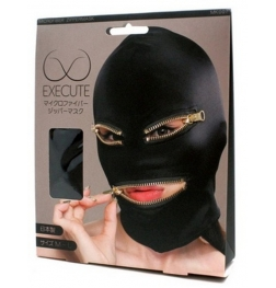 Execute Microfiber Zipper Mask