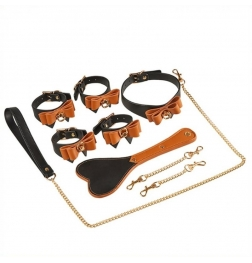 Exquisite Bow Bondage Kit