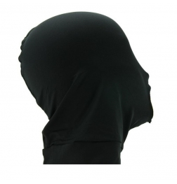 Fantasy Spandex Open Mouth Hood