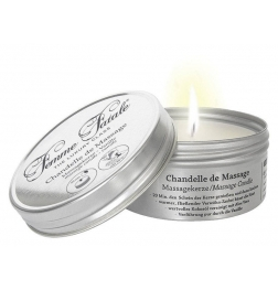 Femme Fatale Chandelle de Massage Vanilla Massage Candle