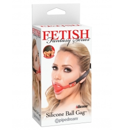 Fetish Fantasy Silicone Ball Gag