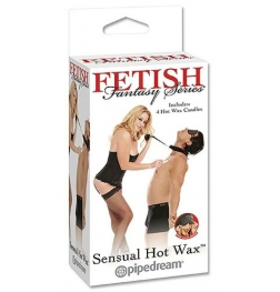 Fetish Fantasy Sensual Hot Wax Set