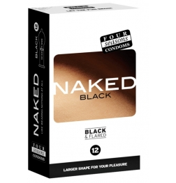 Four Seasons Naked Black and Flared 12 pack