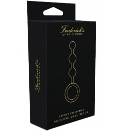 Fredericks of Hollywood Lovers Collection Silicone Anal Beads