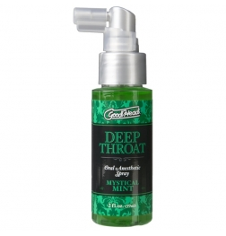GoodHead Deep Throat Spray 59ml
