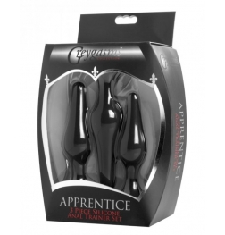 Greygasms Apprentice Anal Trainer Set