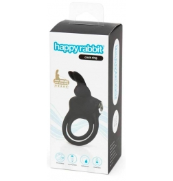 Happy Rabbit Stimulating Rechargeable Rabbit Cock Ring