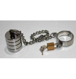 Hung Low Steel Ball Stretcher