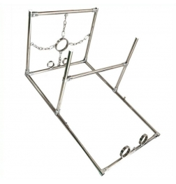 Dog Slave Training Binding Shelf BDSM
