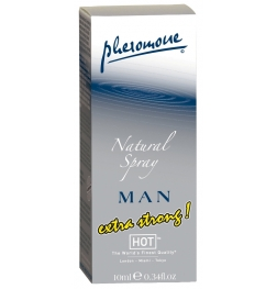 Hot Pheromones Man Natural Spray Extra Strong 10ml