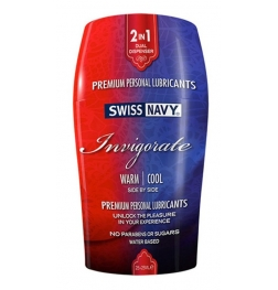 Invigorate 2-In-1 Warming and Cooling Lubricants 50ml