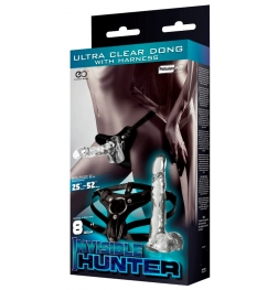 Invisible Hunter Strap-On Harness 8 inch