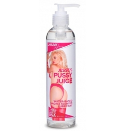 Jesse's Pussy Juice Vagina Scented Lube 236ml