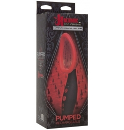 Kink Pumped Rechargeable Pussy Pump
