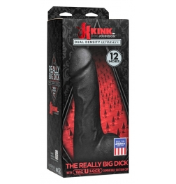 Kink The Really Big Dick 12 in. Black