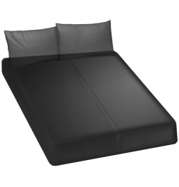 Kink Wet Works Waterproof Bedding Fitted Black