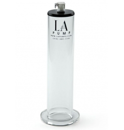"LA Pump Penis Enlargement Cylinder 8"" Length"