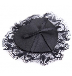 Lace Frill Nipple Pasties