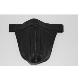 JAX Leather Jocks Black