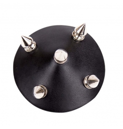 Metal Spike Nipple Pasties
