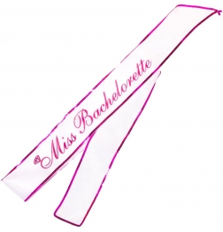 Miss Bachelorette's Party Sash