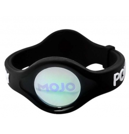 MOJO Ion Strength Cock Ring Black