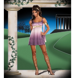 Mythical Muse Costume