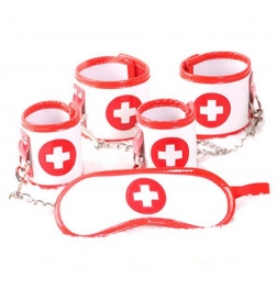 Naughty Nurse Accessory Kit