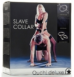 Ouch! DELUXE Slave Collar