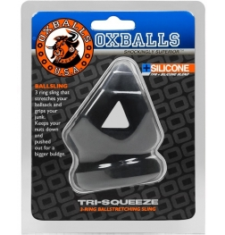 Oxballs Tri-Squeeze 3-Ring Ballstretching Sling