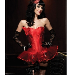 Paige Corset With Support Boning