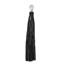Pain Classic Designer Flogger with Round Sparkling Handle