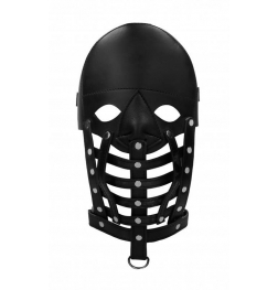 Pain Leather Male Mask