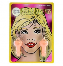 Pecker Earings