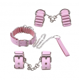 Premium Dog-Clip Bondage Kit