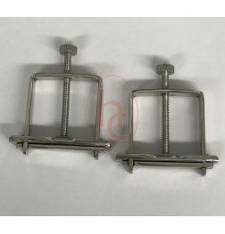 Press Style Nipple Clamps