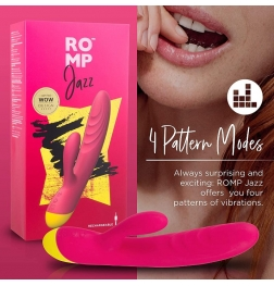Romp Jazz Rabbit Vibrator